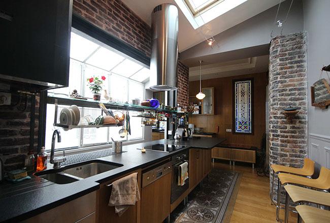Création et aménagement de cuisine