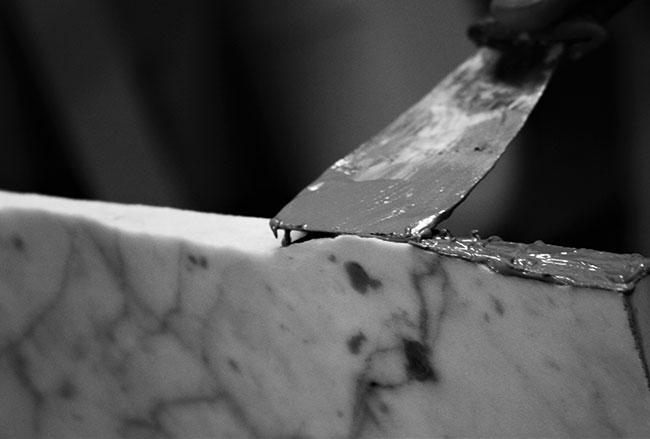 Restauration des matériaux