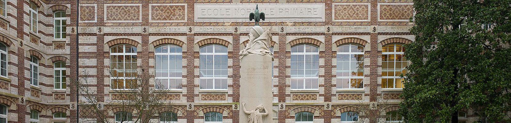 Restauration de façade pour le Pôle des Savoirs à Rouen