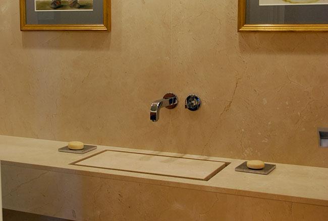 Conception d'un plan vasque original et exclusif