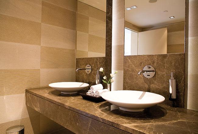 Lavabos de salle de bains